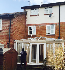 emergency gutter cleaning Crowborough and Rotherfield